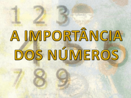 significado dos números 2