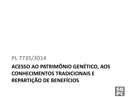 PL 7735 de 2014_ReuniaoConselhoSBPC