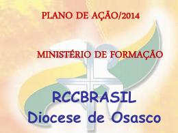 4 – Plano de Acao 2014 – Diocese Osasco