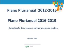 Como é PPA 2012 - 2015 - Congesp-RN