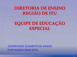 Ed. Especial - Reunião Regente Feijó