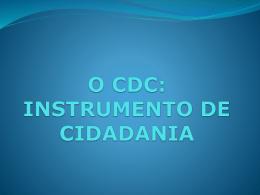 o cdc: instrumento de defesa do fornecedor