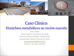 Caso Clínico 4 Neonatologia