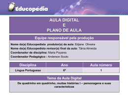 Atividade e plano de aula pronto L. Portuguesa 6 ° ano