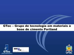 GTec - PET · Engenharia Civil · UFSC