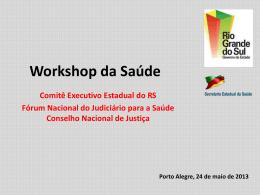Apresentação do PowerPoint - Ministério Público