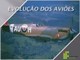 Evolução dos Aviões