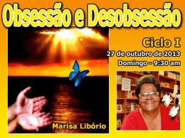 Obsessão e Desobsessão (MarisaL)