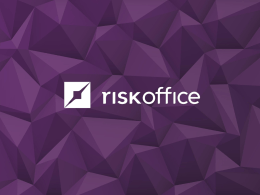 Ronaldo de Oliveira – Diretor Executivo da RISK OFFICE