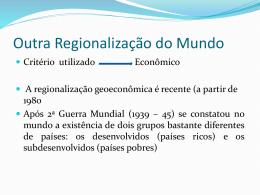 Produto Interno Bruto (PIB) - Colégio Militar de Porto Alegre