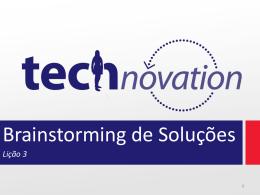 Lição 3 - Technovation