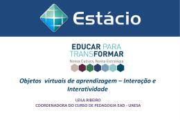 Leila Ribeiro - Universidade Estácio de Sá