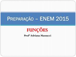 Intensivão ENEM – 2015- AULA 04