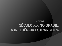 século xix no brasil
