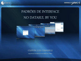 Orientacoes de InterfacesByYou - TDN