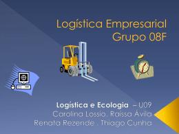 Logística Empresarial Grupo 8F