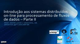 Introdução aos sistemas distribuídos on-line para