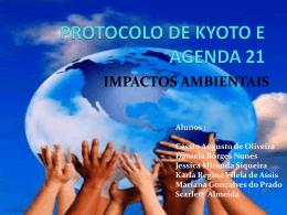 PROTOCOLO DE KYOTO E AGENDA 21 (2)
