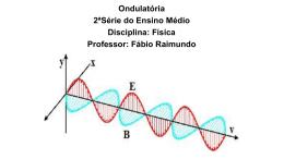 Velocidade de propagação da onda