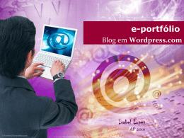 Criar blog - CN8ESC