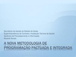 nordeste - Estado de Goiás