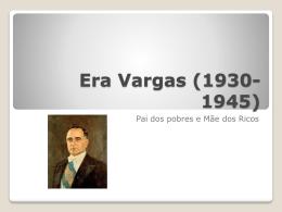 Era Vargas (1930