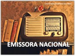 Emissora Nacional