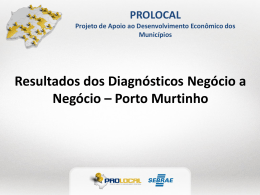 Slide 1 - Prolocal