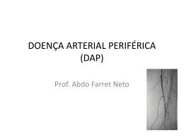 Prof. ABDO FARRET NETO – WEB