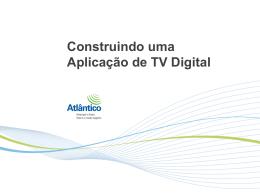 Características TV Digital