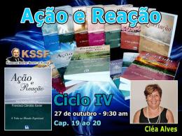 Ação e Reação - Cap. 19 e 20 (CleaA)