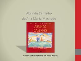 Texto de Ana Maria Machado