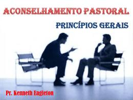 Linhas principais de aconselhamento entre os evangélicos
