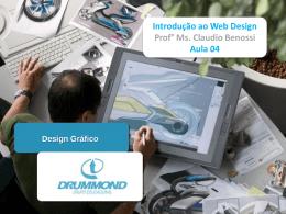 Slide 1 - Prof. Ms. Claudio Benossi