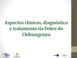 Aspectos_clínicos etratamento de febre chikungunya -Helder