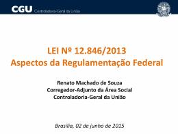 Lei nº12.8462-2013_Renato Machado de Souza