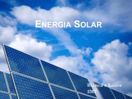 Energia Solar - Bianca e Laura