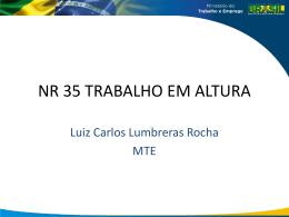 Luiz Carlos Lumbreras Rocha