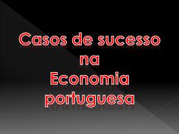 casos de sucesso na economia portuguesa. 113A