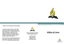 05/05/2012 - IASD Alphaville e Aldeia da Serra