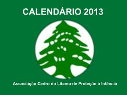 associação cedro do líbano de proteção à infância