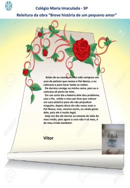 Vitor - Colégio Maria Imaculada