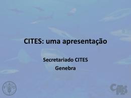 CITES: uma apresentação