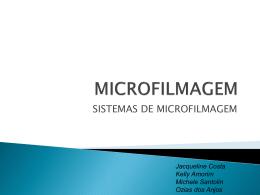 MICROFILMAGEM