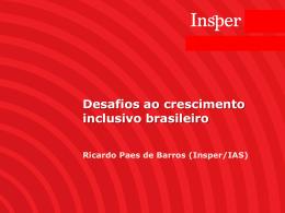 Apresentação Ricardo Paes de Barros