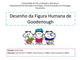 Desenho da Figura Humana de Goodenough (1,4