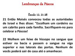Lembranças da Páscoa (420068)