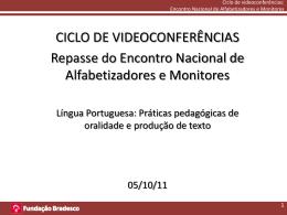 Slides da VCF_05_out_11