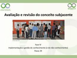 29. Avaliação e revisão do conceito subj[...]