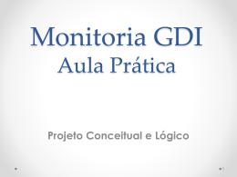 [Aula 1] Modelos Conceitual e Lógico (com respostas)